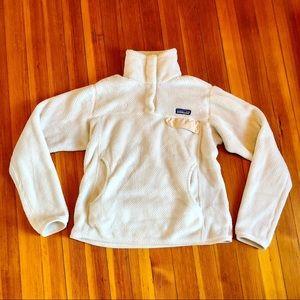 Patagonia Vintage Fleece 1/4 Snap Fleece Jacket